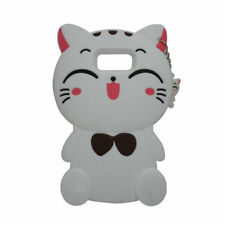 Cute 3D Cartoon Soft Silicone Phone Case Cover Shell For Huawei Y7 P9 10 20 Lite