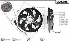 Ventola FIAT SCUDO Furgonato (270,272) 1.6 D Multijet 66kw 07-