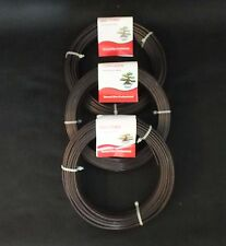 3 X BONSAI WIRE 500g - All diameters available - You Choose