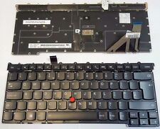 KEYBOARD For IBM THINKPAD LENOVO X1 CARBON GEN 3 2015 UK MQ6-85GB GEN3 NEW