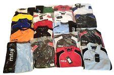 Joblot 45 New Mitre Football Shirts Shorts Mens Youth Sportswear Polo Wholesale