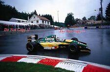 Mika Häkkinen LOTUS 107 BELGIAN GRAND PRIX 1992 Photo 1