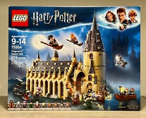 LEGO 75954 Harry Potter Hogwarts Great Hall *Brand New  & Fast Free Shipping*