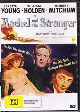 RACHEL AND THE STRANGER - ROBERT MITCHUM & LORETTA YOUNG NEW ALL REGION DVD