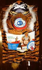 Imaginarium Pretend Play Dress Up Lion with Sounds Costume 3+ Halloween NWT