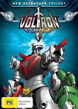 Voltron Force - New Defenders Trilogy (DVD, 2012, Region 4) NEW & SEALED
