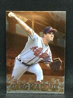 1996 Pacific Crown Collection October Moments Greg Maddux #OM13 HOF MINT