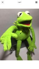 Kermit The Frog Hand Puppet. W/ Fingers (re-listed)