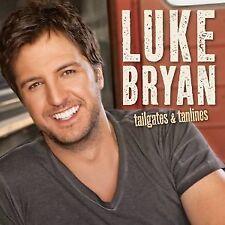 Luke Bryan : Tailgates & Tanlines CD