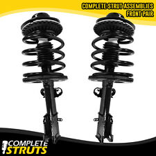 01-07 Chrysler Town & Country Front Complete Struts & Coil Springs w/ Mounts x2