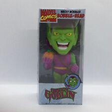 ⭐️ 'GREEN GOBLIN' MARVEL COMICS WACKY WOBBLER BOBBLE-HEAD 2008 SUPERB CONDITION!