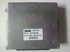 1999 2000 SAAB 9-3 ENGINE ELECTRONIC CONTROL UNIT ECU ECM 5171848 AFMS 5G01 OEM