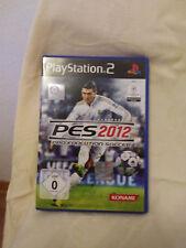 PES 2012 Playstation 2
