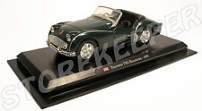 Triumph TR3 Roadster - UK 1955 - 1/43  (No2a)