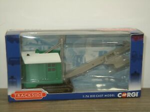 Ruston Bucyrus 19 Skimmer - Corgi Trackside DG225003 - 1:76 in Box *44573