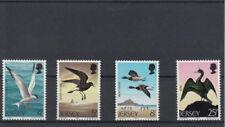 Birds Decimal Channel Islander Regional Stamp Issues