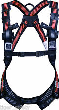 Delta Plus Froment HAR22 Fall Arrest 2 Point Elasticated Full Body Harness