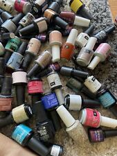 New listing gel nail polish lot bulk Used Tons Of Colors Over 55 Bottles