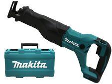 Makita Straight Hacksaw 18v Body Only In Case DJR186ZK