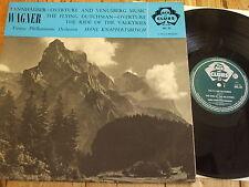 ACL 22 Wagner Tannhauser Overture & Venusberg música etc./Knappertsbusch Grvd