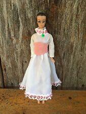 Fashion Queen Barbie 1962 Edition Brunette Blue Eyed Fashion Doll Vintage