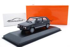 #940055172 - Minichamps VW Golf GTI - Schwarz - 1983 - 1:43