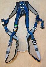 3 DBI-SALA ExoFit Vest-Style Harness 1107977, Large