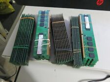 2GB SET -1GB X 2 PC2-5300U DDR2 DESKTOP RAM MEMORY - 2 X 1GB EACH FREE SHIP 2RX8