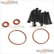 Spider Diff. Screws #87343S (RC-WillPower) HOBAO Hyper 7