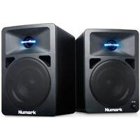 NUMARK N-WAVE 360 coppia diffusori casse monitor studio attivi amplificati 60W