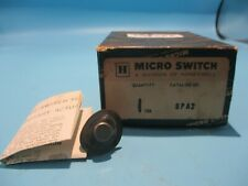 New Honeywell Micro 8pa2 Limit Switch Internal Actuator