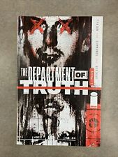 Department of Truth #1 Cover A Secret Lee Harvey Oswald Variant