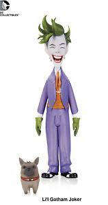 DC Comics Batman Li'l Gotham Joker Figure