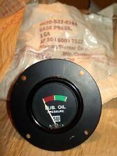 CATERPILLAR BULLDOZER OIL PRESSURE GAUGE D8 D4 D6 D2? GRADER DOZER