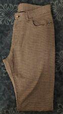 Zara Gray Plaid Pants / Size 32/ Worn