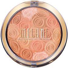 MILANI Illuminating Face Powder #01 AMBER NECTAR Bronzer+Blush+Highlighter NEW!