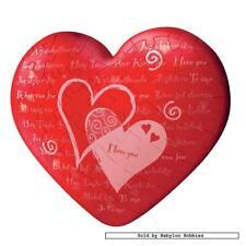 60 pcs jigsaw puzzle: Puzzleball - Hearts I Love You (Love) - Ravensburger