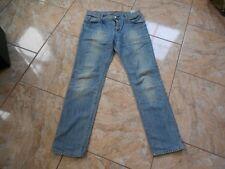 H7038 Carhatt Ziggy Pant Jeans W33 L32 mittelblau  Gut