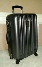 VALISE TROLLEY CABINE 40X55cm DELSEY AIR LONGITUDE GRISE