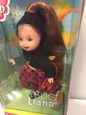2001 KELLY CLUB GARDEN COLLECTION LADYBUG LIANA BARBIE Doll
