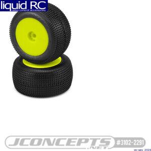 JConcepts 31022291 SPRINTER - GREEN - PRE-MOUNTED Losi Mini-T 2.0 MINI-B (2)