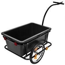 Remorque à vélo, Chariot de transport, Diable, Remorque à marchandises | 150 Kg