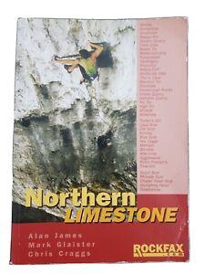 Northern Limestone rock climbing UK guide book