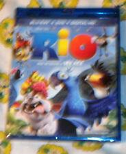 Rio 2 (Blu-ray/DVD, 2015, 2-Disc Set, Includes Digital Copy)