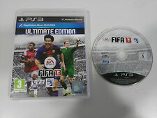 FIFA 13 ULTIMATE EDITION PS3 PLAYSTATION 3 ENGLISH EA SPORTS