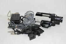 JVC GX-N70E Camcorder Colour Video Camera Recorder Connector Cables Vintage Set