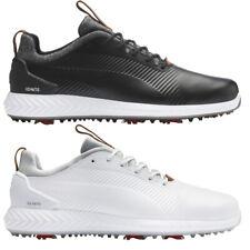 Nuevo 2020 Puma Ignite pwradapt Cuero Zapatos De Golf 2.0 - elija su color y Siz