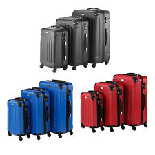 Hard Luggage Sets with Wheels/Rolling