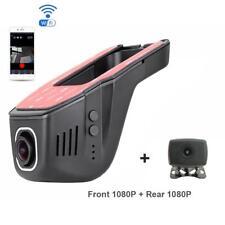Novatek 96663 Wifi Car DVR camera Daul Lens Dual 1080p Dual 170° angel Dash Cam