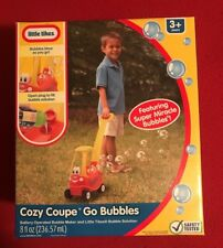 Little Tikes Cozy Coupe Go Bubbles - NIP
